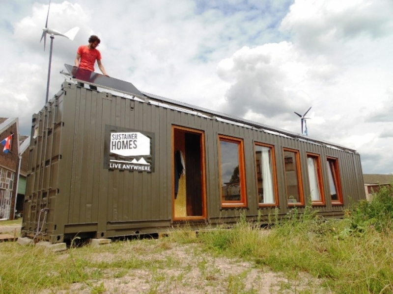 Casa container de Sustainer Homes