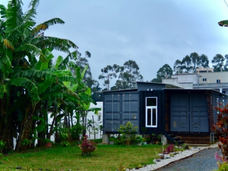 Casita Container Home de Guatemala