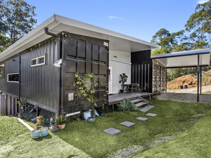 3 Bedroom Shipping Container Home(Crystal's Palace)
